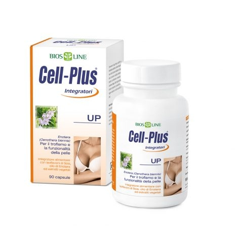 Cell Plus Up integratore per il seno