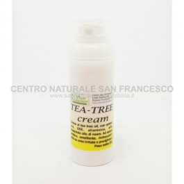 Tea tree cream IKNORES LAB. ERB. ARTIGIANALE