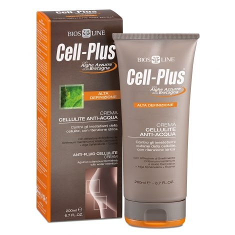 Cell Plus alta definizione crema anti acqua BIOS LINE