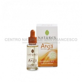 Argà olio puro biologico 10 ml NATURE'S