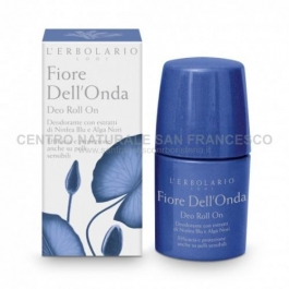 Fiore dell'Onda deodorante roll-on L'ERBOLARIO