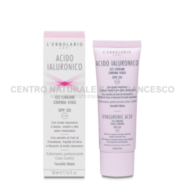 Acido Ialuronico CC cream miele SPF 20