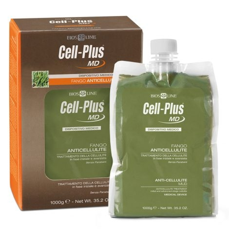 Cell Plus MD fango anticellulite BIOS LINE