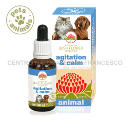 Agitation & Calm Pets Australian Bush Flower Essences