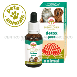 Detox Pets Australian Bush Flower Essences