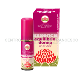 Equilibrio Donna spray Australian Bush Flower Essences