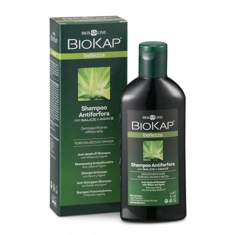 Biokap shampoo antiforfora effetto seta 100 ml BIOS LINE