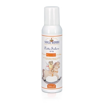 Sole bimbi latte spray SPF 25 HELAN