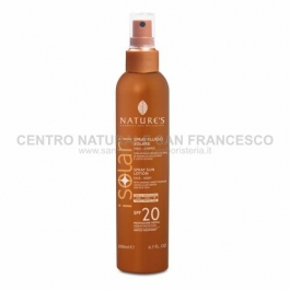 I Solari Spray fluido SPF 20 NATURE'S