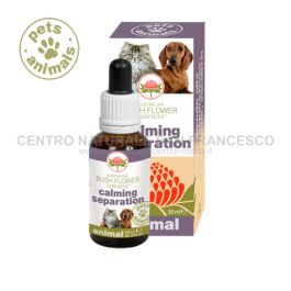 Calming Separation Pets Australian Bush Flower Essences