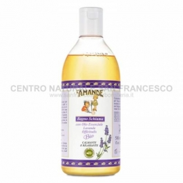 Marseille bagnoschiuma alla lavanda biologica 500 ml