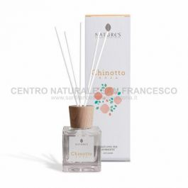 Chinotto Rosa profumo per ambienti 100 ml NATURE'S