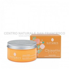 Chinotto crema corpo 100 ml