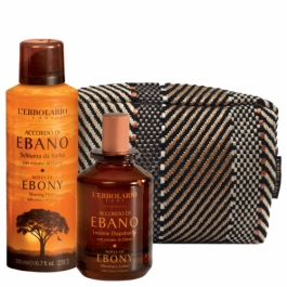 Accordo di Ebano beauty set barba
