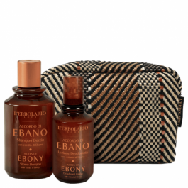 Accordo di Ebano beauty set corpo