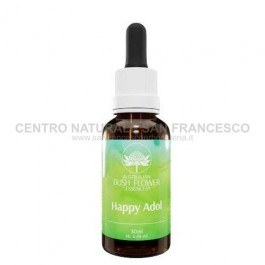 Adol - Happy Adol gocce Australian Bush Flower Essences