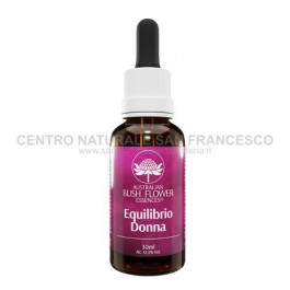 Equilibrio Donna gocce Australian Bush Flower Essences