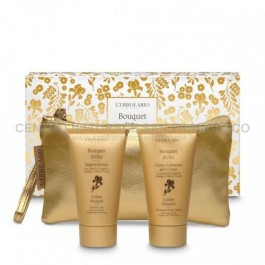 Bouquet d'Oro beauty pochette