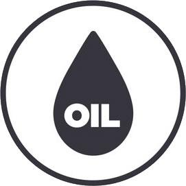 senza oli minerali
